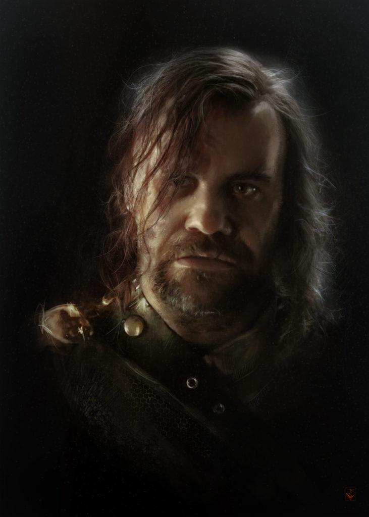 Sandor Clegane The haunt
