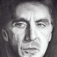 Al Pacino Artwork
