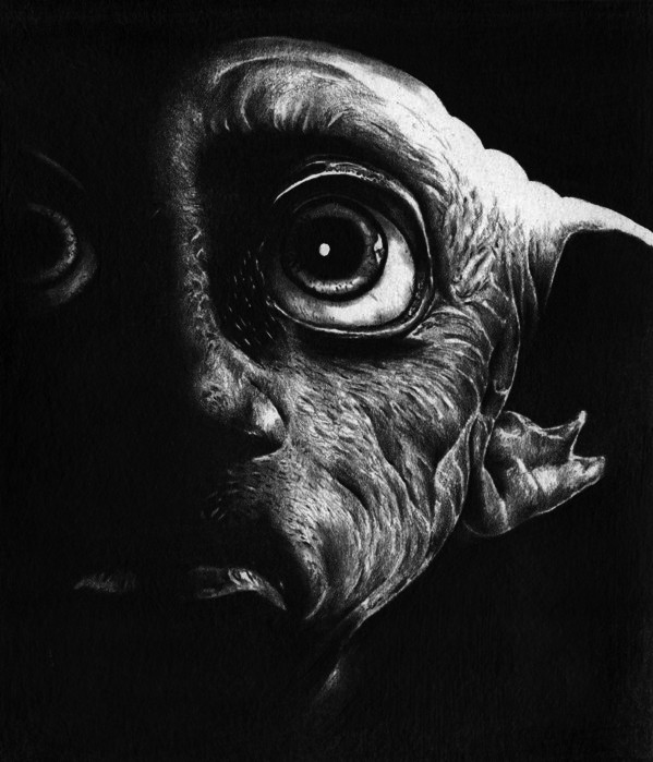 Harry Potter Movie - Dobby