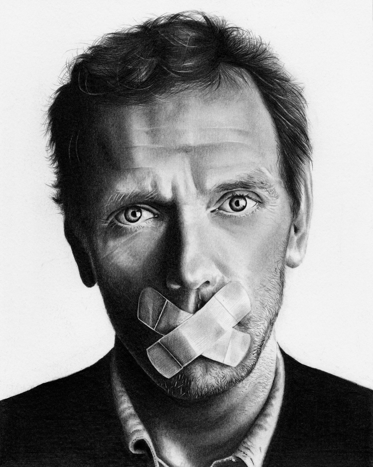 Dr. House - Hugh Laurie