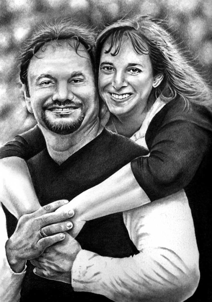 Eric and Marci