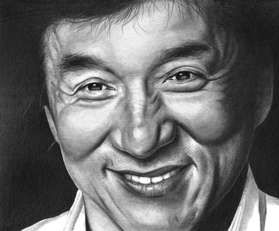 Jackie Chan Artwork