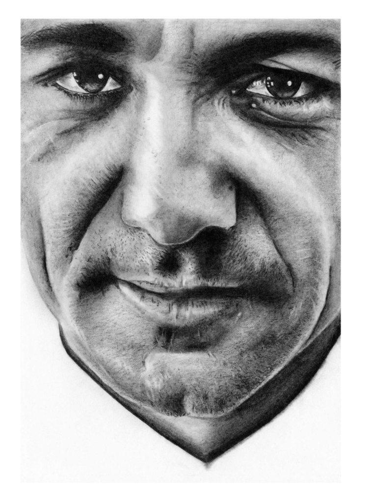 Kevin Spacey Artwork